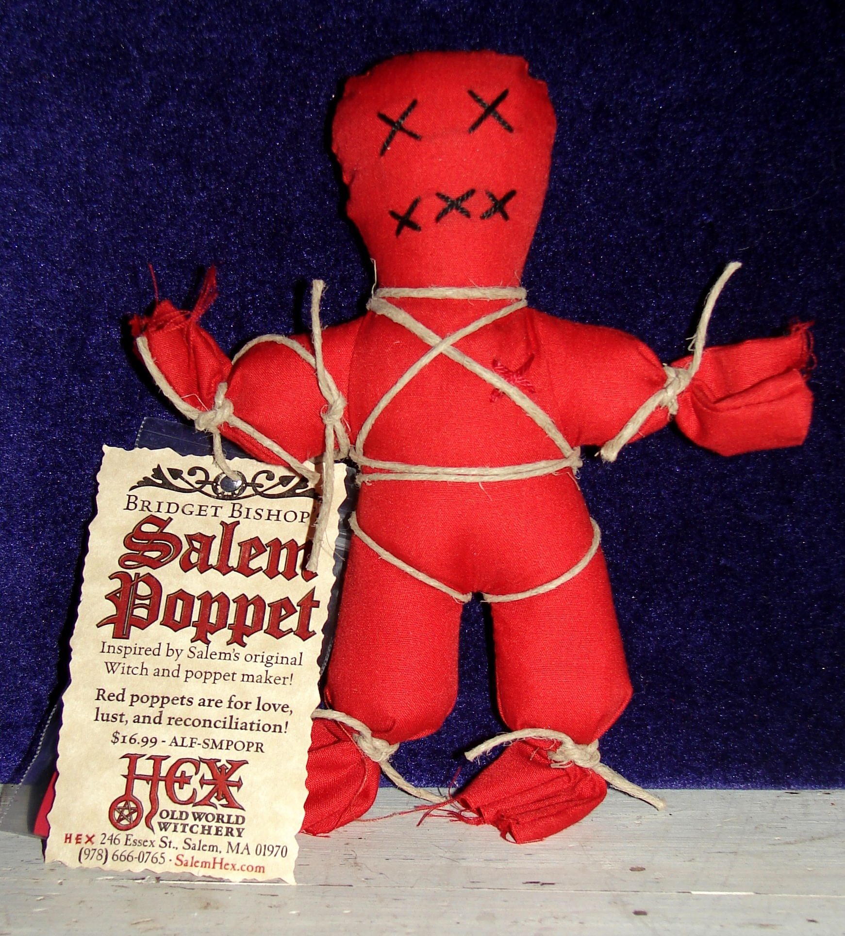 The Crucible Poppet