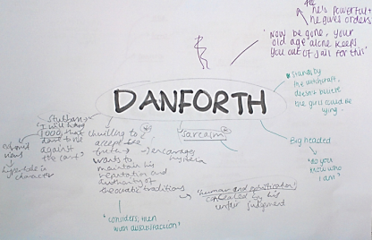 Danforth Plan