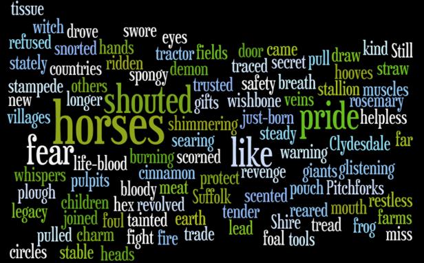 horse wordle