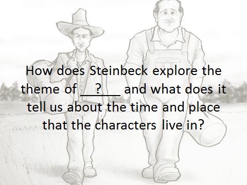 Of Mice and Men by John Stenbeck | Overview | 60second Recap®