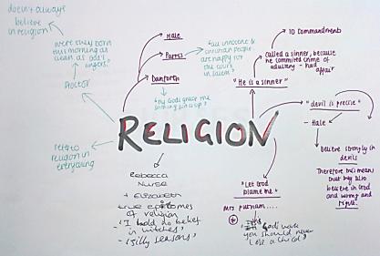 religion plan