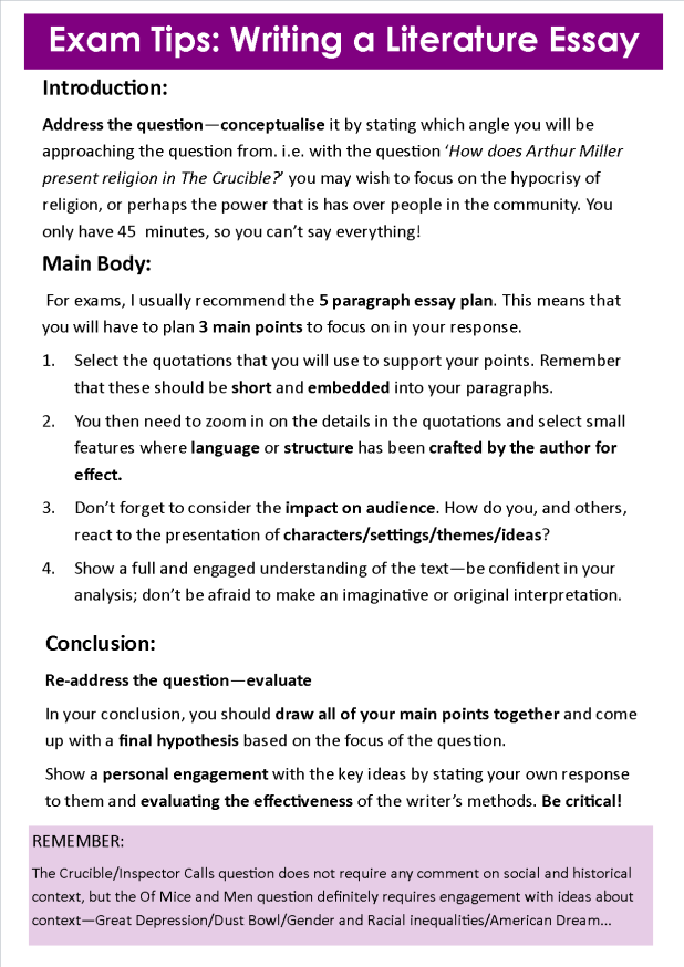 The Thesis Statement In A Research Essay Should  Types Of English Essays also Bullying Essay Thesis Ap English Literature Essay Introduction  Mistyhamel Purpose Of Thesis Statement In An Essay