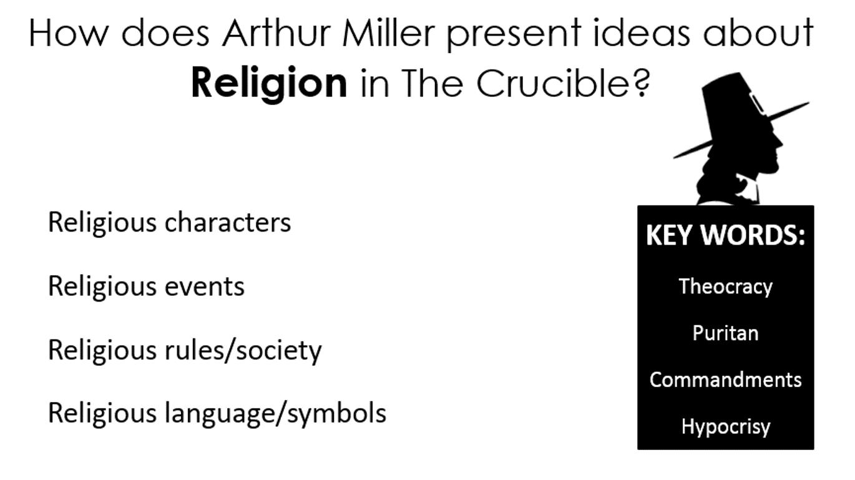 the crucible essay hypocrisy