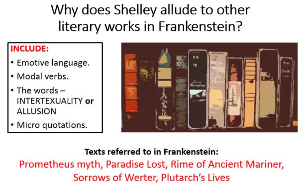 literary allusions