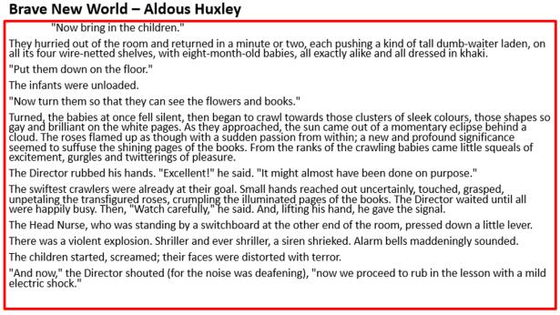 Q3 Huxley