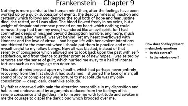 Frank Melancholy extract