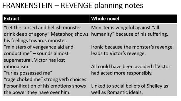 Frank Rev Notes